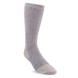 Carhartt Full Cushion Steel-Toe Cotton Work Boot Sock - Irregular