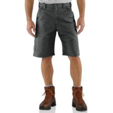 Carhartt Men's Canvas Work Shorts - Extended length B147