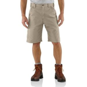 Carhartt Men's Canvas Work Shorts - Extended length
