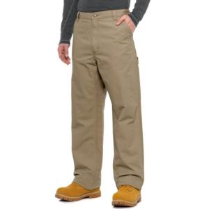 Carhartt Men's Canvas Work Dungarees - Irregular