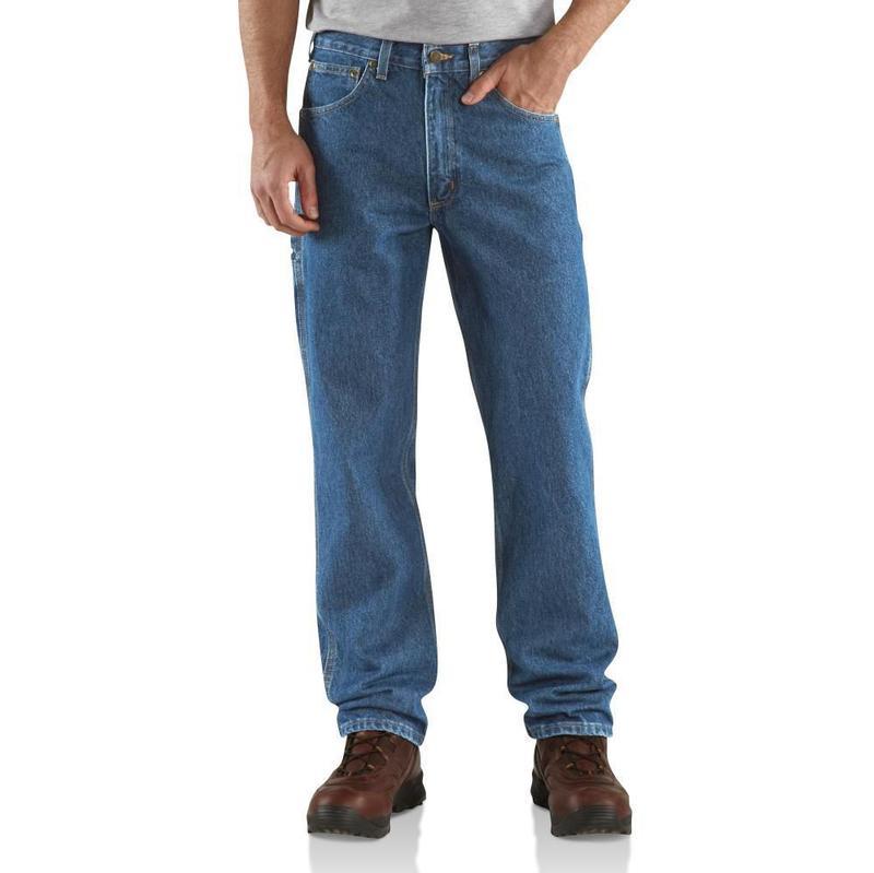 Carhartt Men's Relaxed Fit Carpenter Jeans