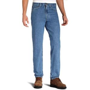 Carhartt Denim Relaxed Fit Jeans - Irregular
