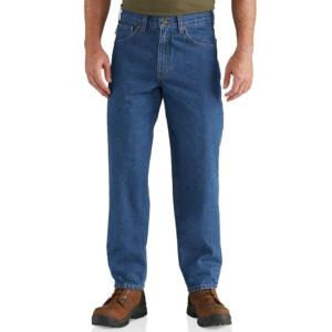 Carhartt Men's Denim Relaxed Fit Jeans