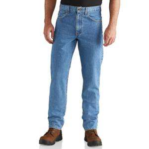 Carhartt Denim Traditional Fit Jeans - Irregular