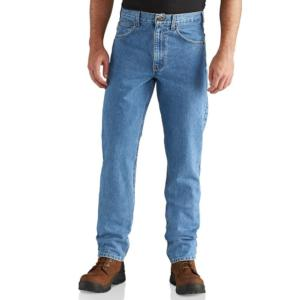 Carhartt Men's Denim Traditional Fit Jeans