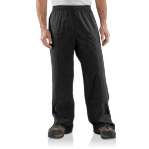 Carhartt Men's Waterproof Breathable Unlined Acadia Pants
