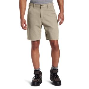 Carhartt Men's Washed Duck Work Shorts