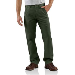Carhartt Men's Canvas Khaki Pants