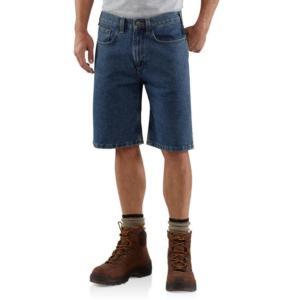 Carhartt Men's Five-Pocket Denim Shorts