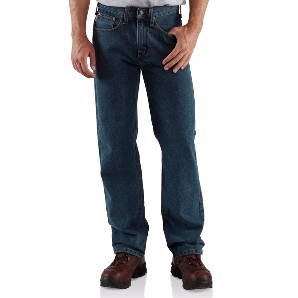 Carhartt Men's Relaxed Fit Straight Leg Jeans