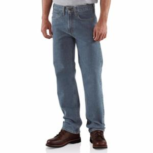 Carhartt Traditional Fit Straight Leg Jeans - Irregular