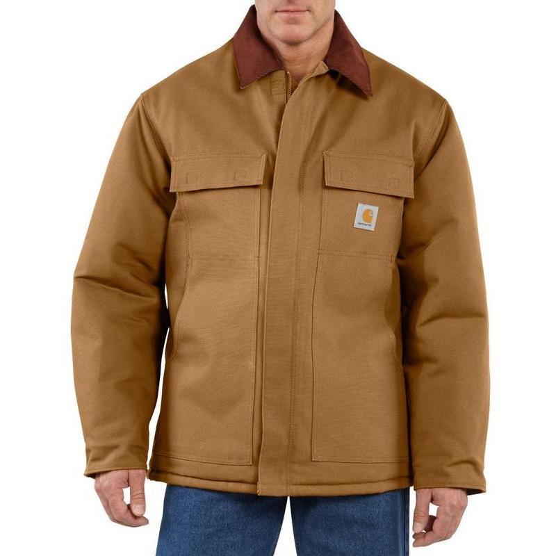 Carhartt Duck Traditional Arctic Quilt-Lined Coat