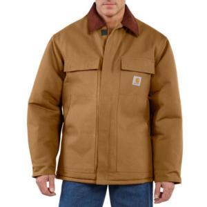 Carhartt_Carhartt Duck Traditional Arctic Quilt-Lined Coat-Irregular