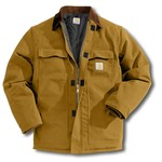 Carhartt Men's Arctic Traditional Coat - Quilt Lined C03