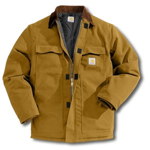 Carhartt Men's Arctic Traditional Coat - Quilt Lined
