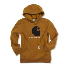 Carhartt Boys (4-7) Big 'C' Fleece Hooded Sweatshirt CA8297LK