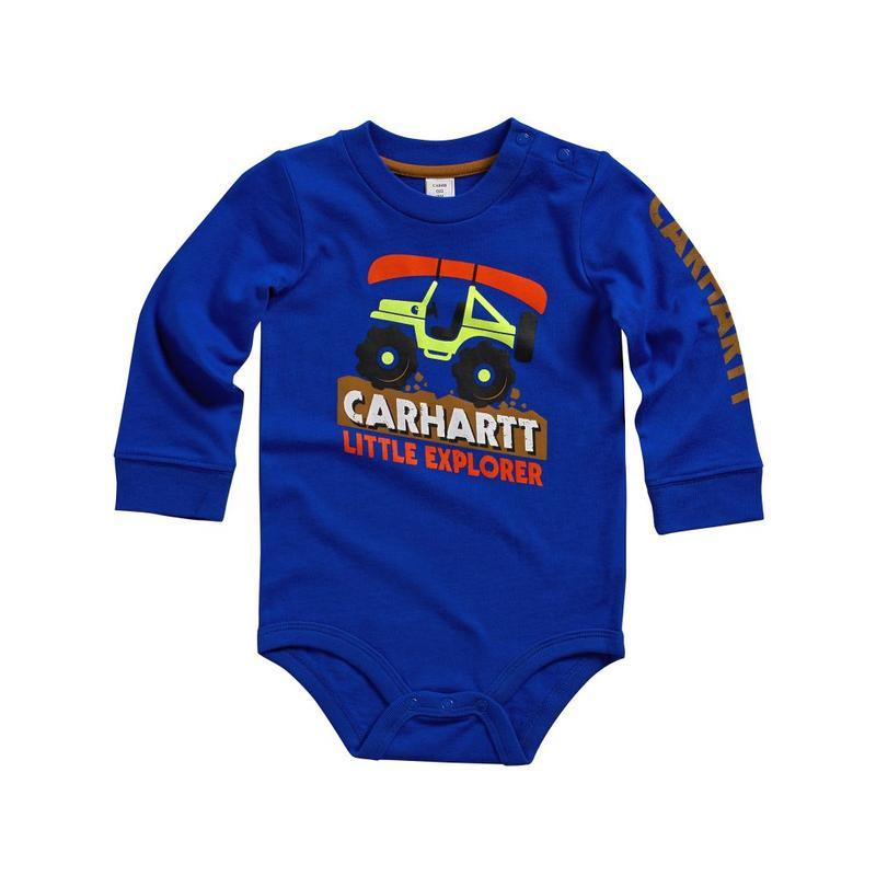 Carhartt Infant/Toddler Little Explorer BodyShirt