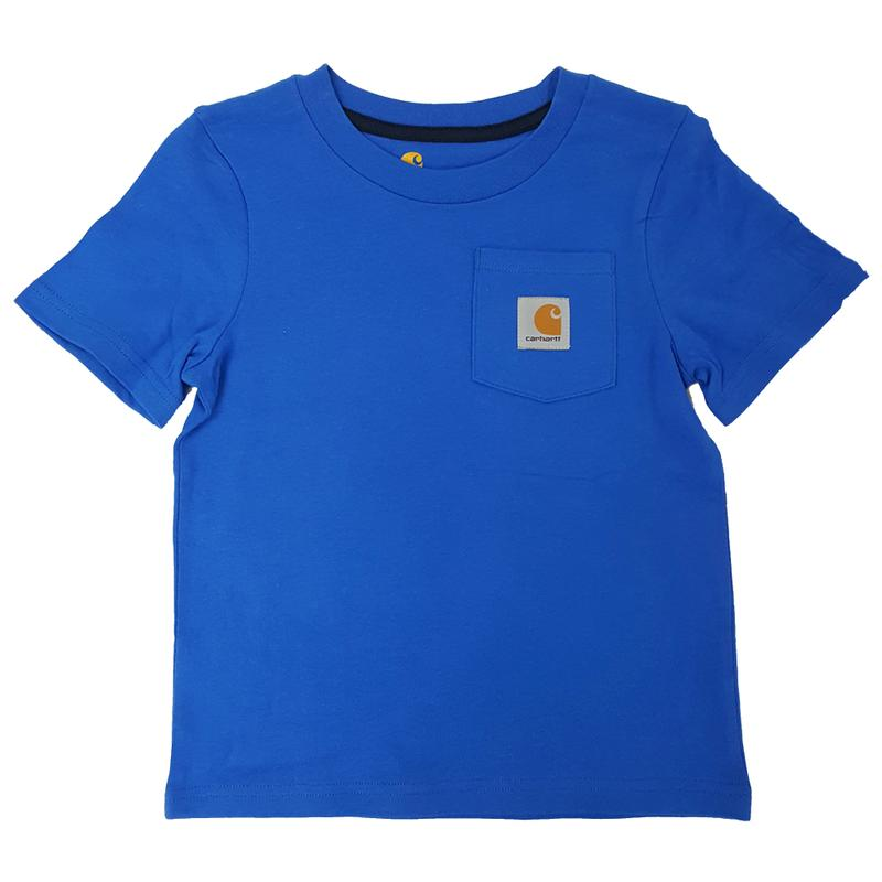Carhartt Boys Pocket Tee