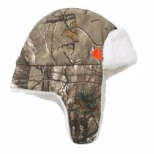 Carhartt Infant/Toddler Sherpa Lined Camo Bubba Hat CB8959
