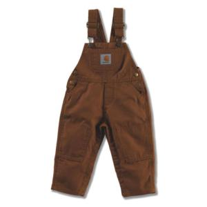 Carhartt Washed Bib Overall - Duck - Toddlers