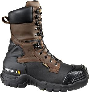 Carhartt Men's 10 in. Soft Toe Waterproof Insulated Pac Boots