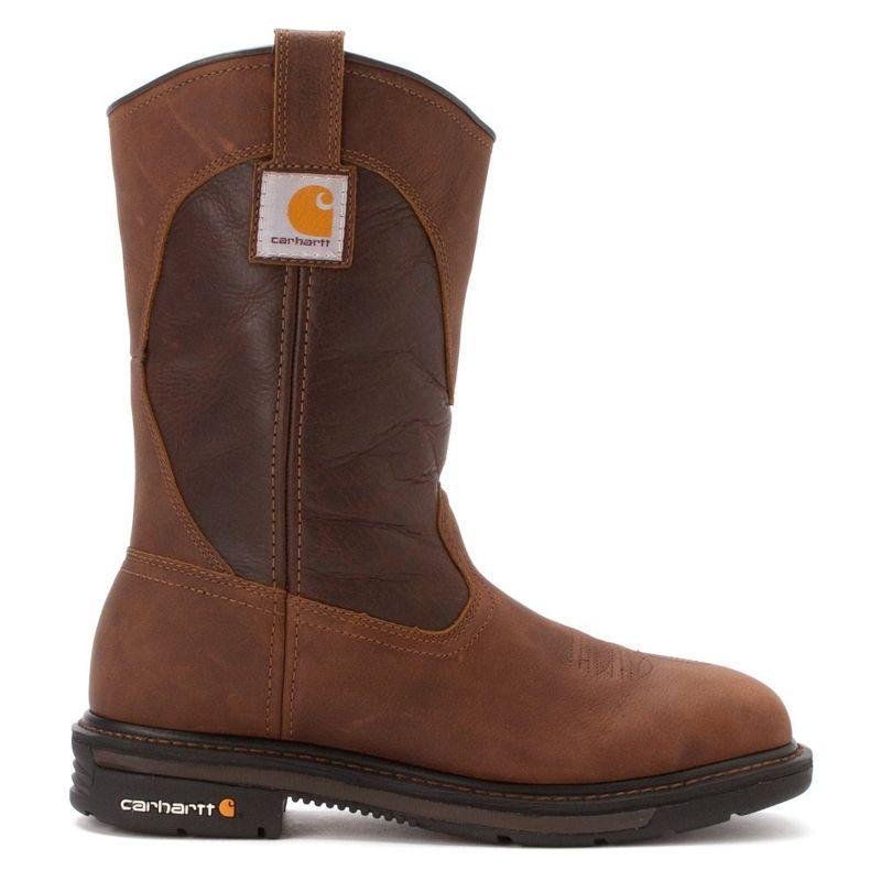 Carhartt Mens 11 Wellington SQ Toe STL Work Boots