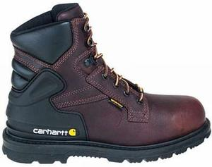Carhartt Men's 6 in.Waterproof  Insulated Soft Toe Work Boots