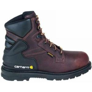 Carhartt Men's 6 in.Waterproof  Insulated Steel Toe Work Boots