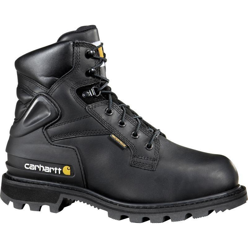 Carhartt Men's 6 in. Waterproof  Steel Toe Met Guard  Boots