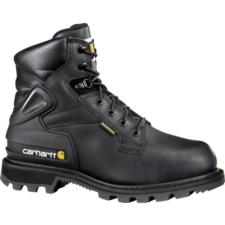 Carhartt Men's 6 in. Waterproof  Steel Toe Met Guard Work Boots CMW6610