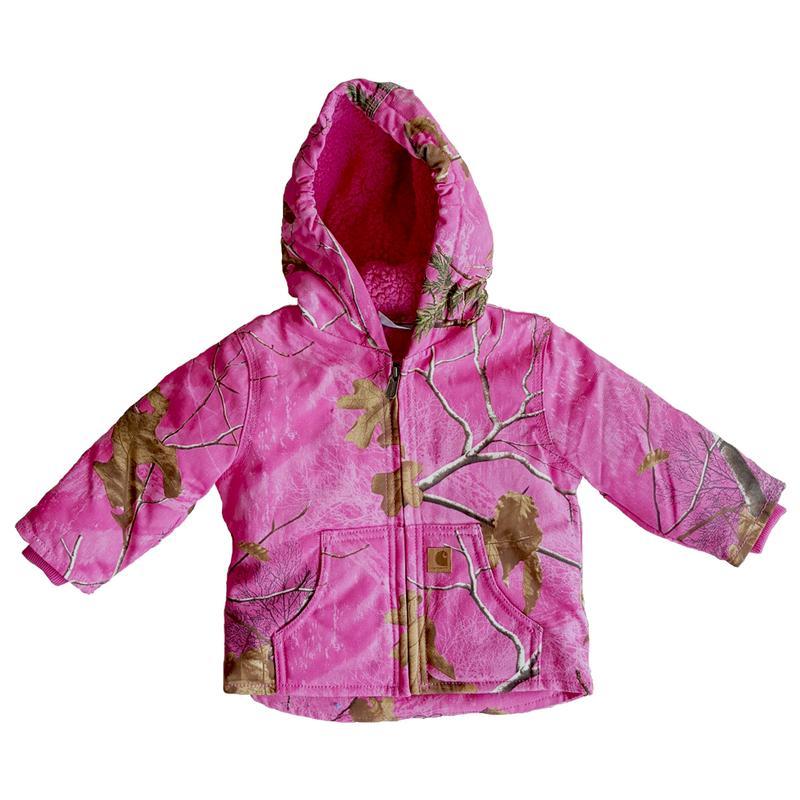Carhartt Infant Girls Redwood Jacket