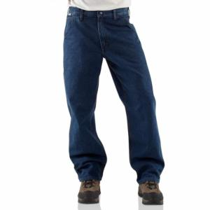 Carhartt Flame-Resistant Denim Dungaree