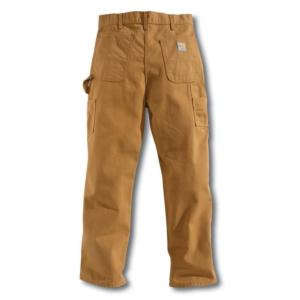 Carhartt Flame-Resistant Duck Work Dungaree