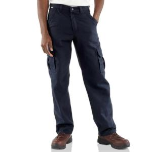 Carhartt Men's Flame-Resistant Canvas Cargo Pant