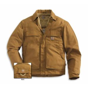 Carhartt Flame-Resistant Lanyard Access Jacket - Quilt-Lined