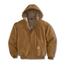 Carhartt  Flame-Resistant Duck Active Jac/Quilt-Lined FRJ184