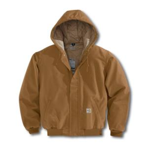 Carhartt  Flame-Resistant Duck Active Jac/Quilt-Lined