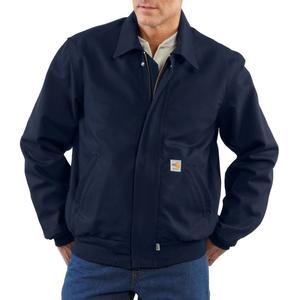 Carhartt Men's Flame-Resistant All-Season Bomber Jacket