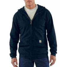 Men's Flame-Resistant Heavyweight Zip-Front Hooded Sweatshirt FRK007
