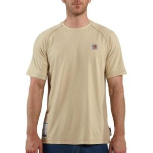 Men's Flame-Resistant Work-Dry® Short-Sleeve T-Shirt