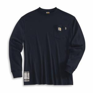 Carhartt Flame-Resistant Long-Sleeve T-Shirt