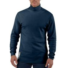 Carhartt Men's Flame-Resistant Long-Sleeve Mock Turtleneck FRK295