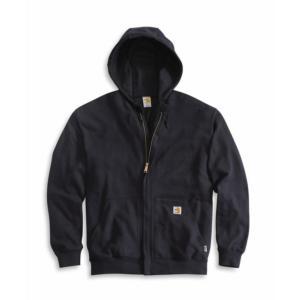 Carhartt  Flame-Resistant Hooded Zip-Front Sweatshirt