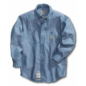 Carhartt Flame-Resistant Chambray Shirt