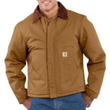 Carhartt Duck Traditional -  Arctic Quilt Lined Jackets J002