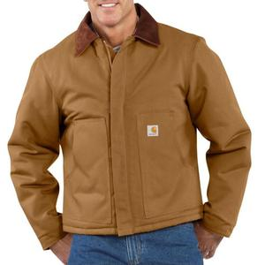 Carhartt Men's Arctic Traditional Quilt Lined Jackets