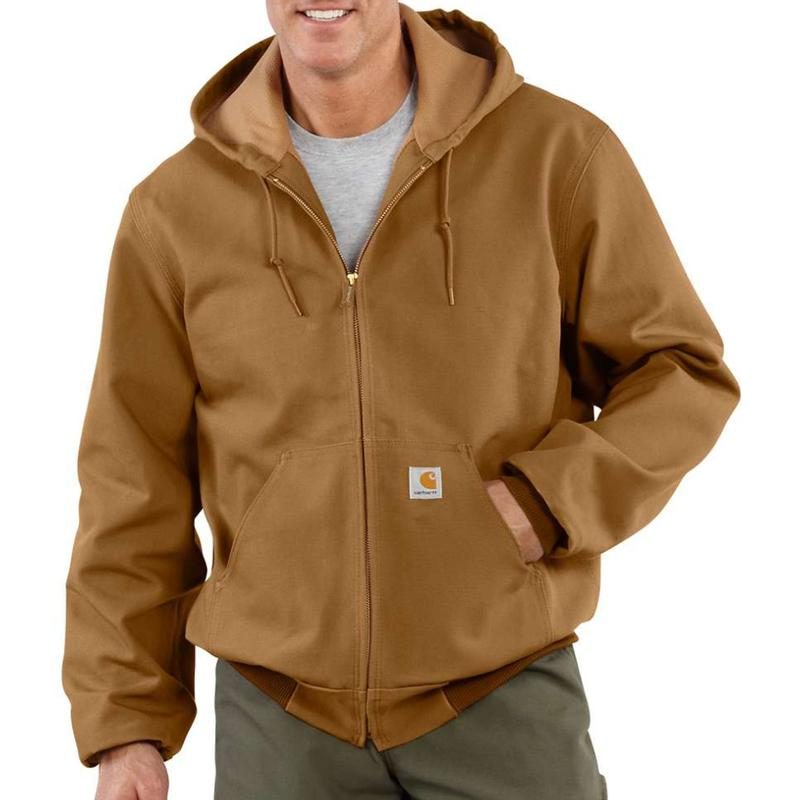 Carhartt Thermal Lined Duck Active Jackets - Irregular