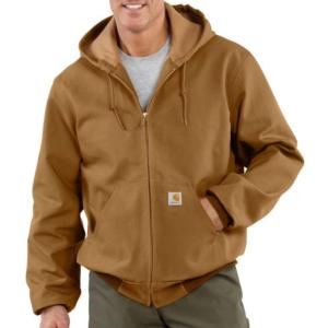 Carhartt Thermal Lined Duck Active Jackets - Irregular