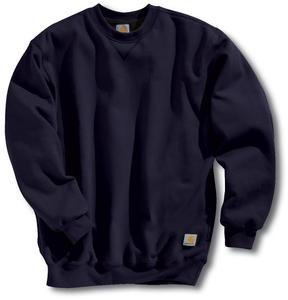 Carhartt 12 oz. Thermal-Lined Crewneck Sweatshirts - Irregular