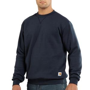 Carhartt Men's 12 oz. Thermal-Lined Crewneck Sweatshirts